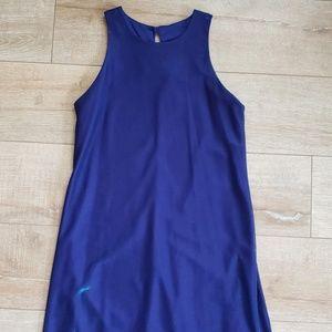 [All That Jazz] Iridescent Purple Colorshift Dress